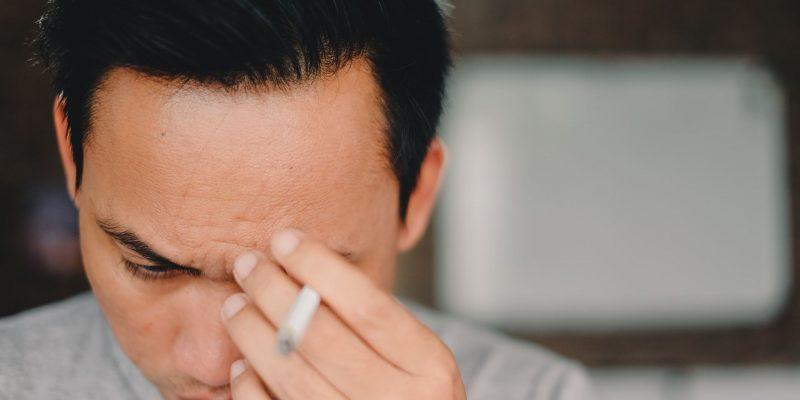 Lindra spänningshuvudvärk