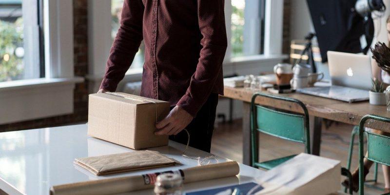 Emballage och förbrukningsmaterial för företag