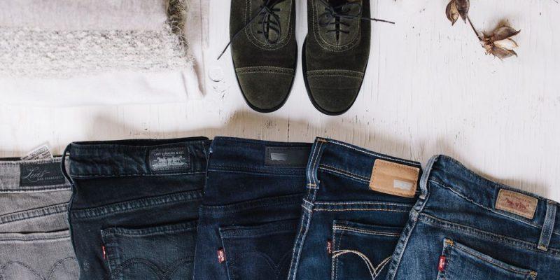 Jeans - basplagg i garderoben
